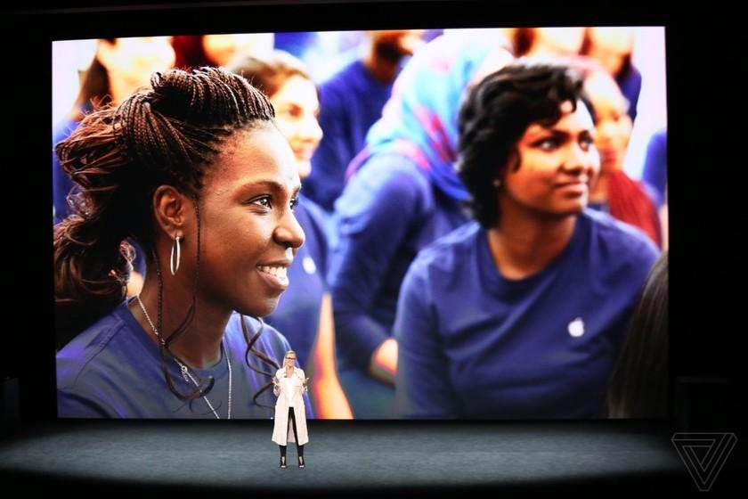 iPhone 8/8 Plus và iPhone X chính thức được ra mắt ảnh 101