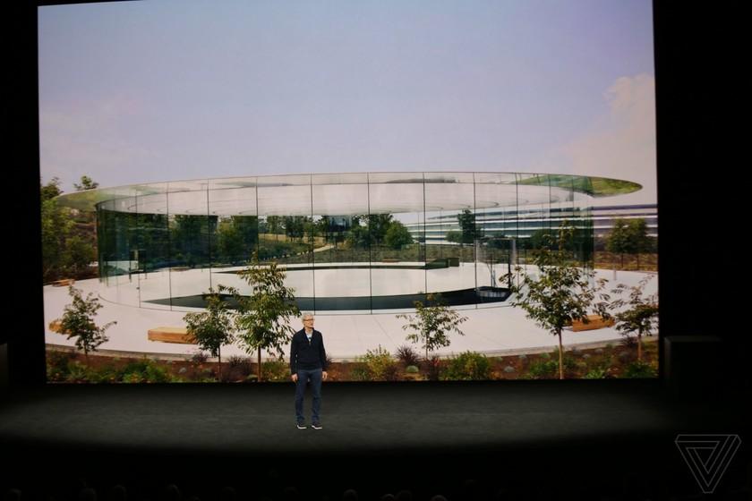 iPhone 8/8 Plus và iPhone X chính thức được ra mắt ảnh 108