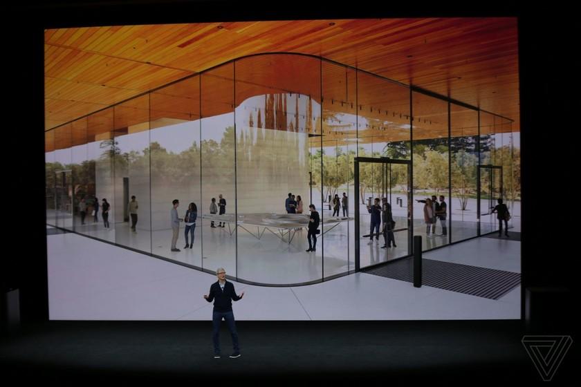 iPhone 8/8 Plus và iPhone X chính thức được ra mắt ảnh 109