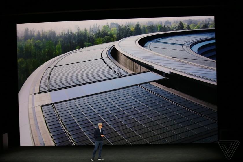iPhone 8/8 Plus và iPhone X chính thức được ra mắt ảnh 110