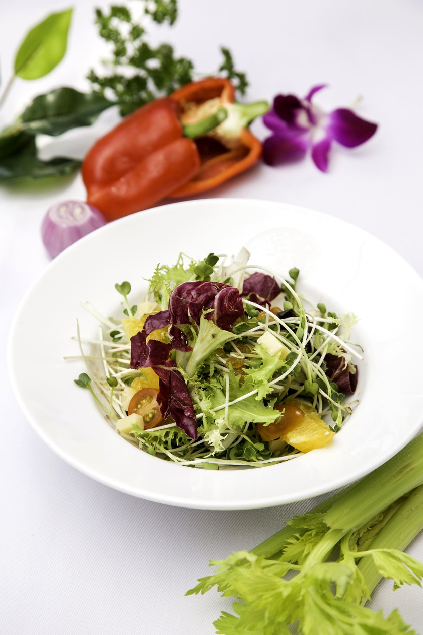 Vegetarian buffet-good for health re-launched ảnh 3