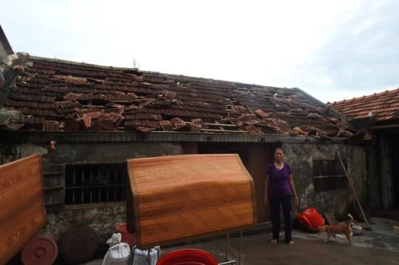 Quang Binh province destroyed after storm ảnh 2