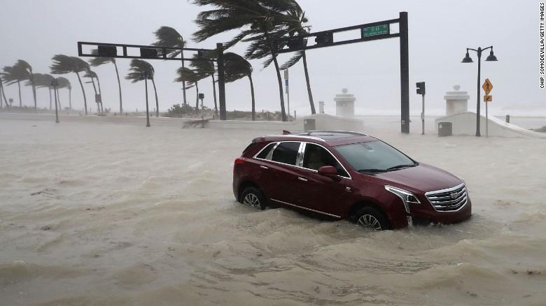 Bão Irma trút cơn thịnh nộ xuống Florida ảnh 4