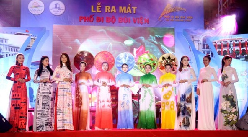 HCMC officially opens Bui Vien walking street ảnh 3