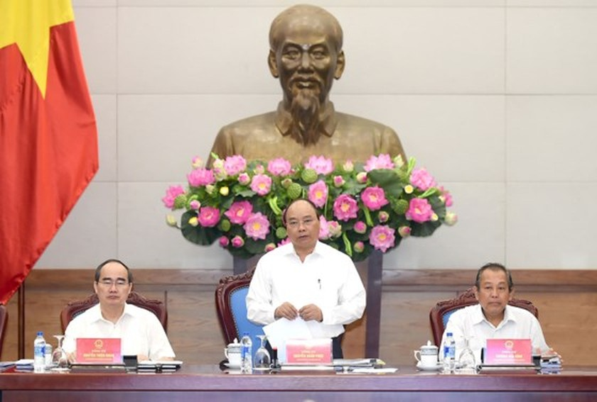 Govt's Civil Affairs Committee meets on specific mechanisms for HCMC