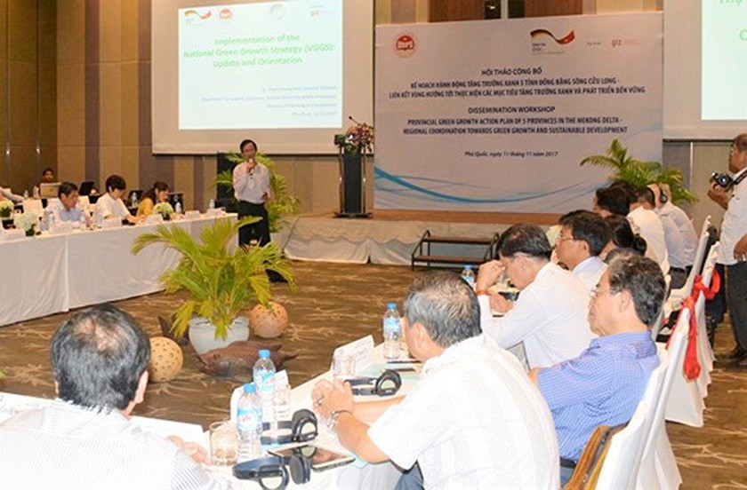 Mekong Delta needs over $5.28 billion for green growth by 2025 ảnh 1