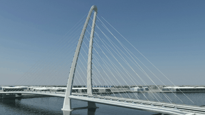 Design of Thu Thiem Bridge 2